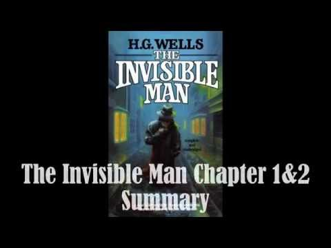 Hindi Summary of The Invisible Man of Chapter 1 & 2