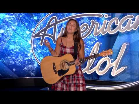 American Idol Audition - Miranda Lambert's More Like Her cover by Priscilla Barker