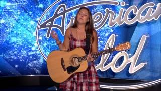 American Idol Audition - Miranda Lambert's More Like Her cover by Priscilla Barker