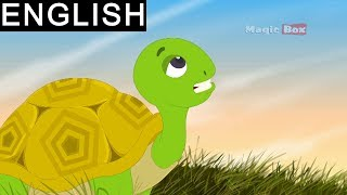 The Eagle And The Turtle - Aesop's Fables - Animated/Cartoon Tales For Kids