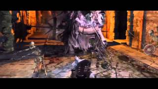 "Dark Souls II - Trailer di lancio ""Locomotive Breath"""