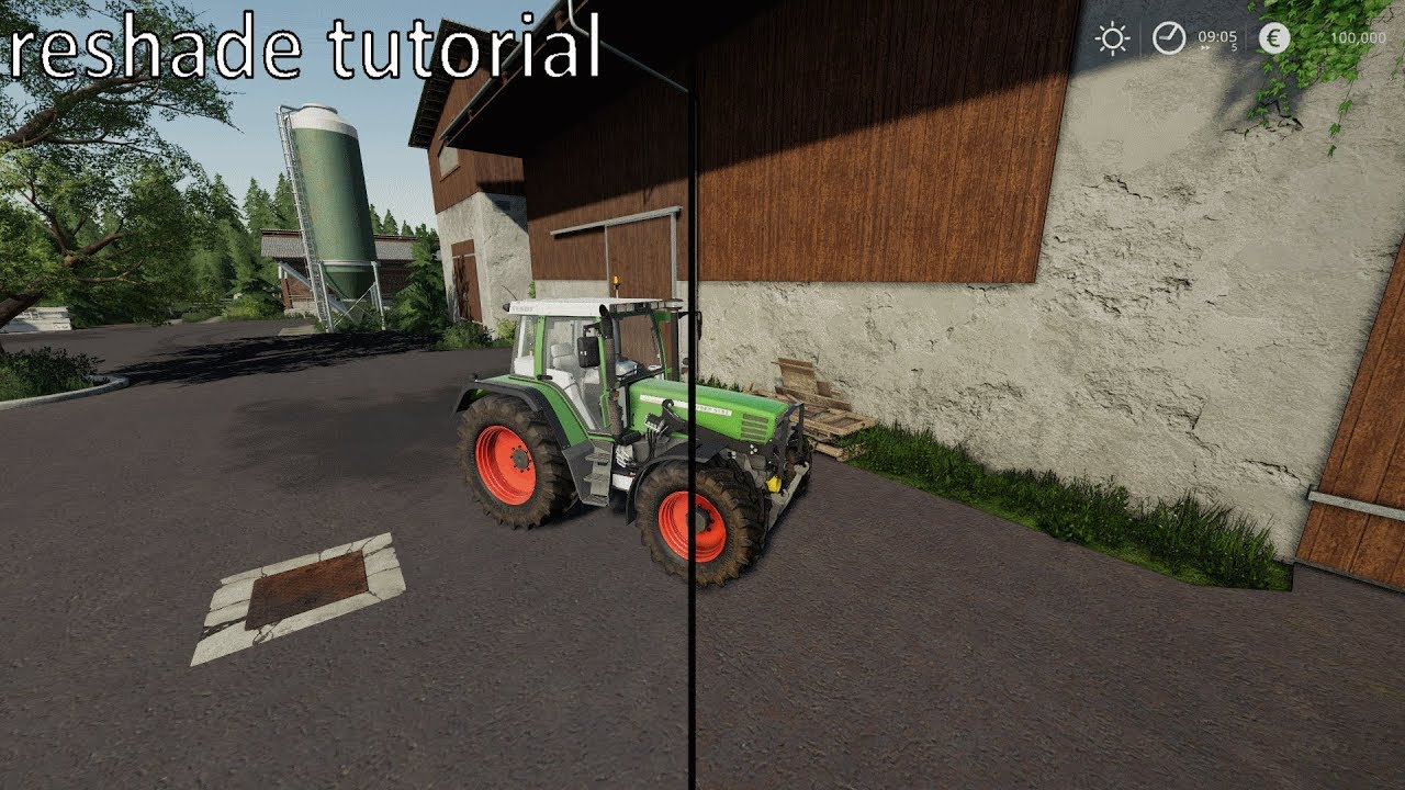 Download fs 19 reshade installation and explaination tutorial