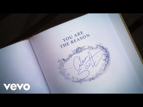 You Are The Reason Lyric Video