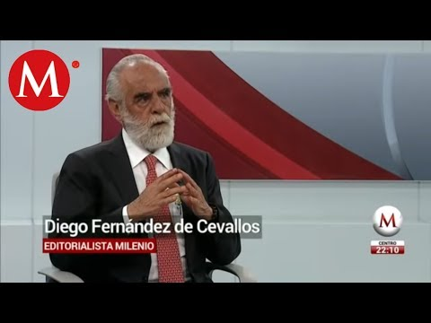 Los superdelegados de AMLO, Diego Fernández de Cevallos