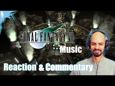 MUSICIAN Reacts 😱 To FINAL FANTASY VII Music 🎵