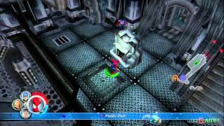 Marvel Ultimate Alliance - Gameplay Xbox (Xbox Classic)