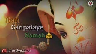 Ganesh Chaturthi Special WhatsApp Status Video 2018 | Ganpati Bappa Moriya