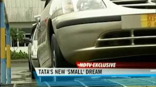 Tata developing all-new Rs 3 lakh compact car