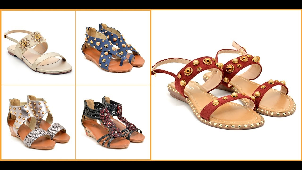 buy popular release date: innovative design Starlet Shoes Women Footwear Sandals Collection 2019-20 - YouTube