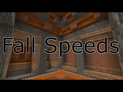 Fall Speed - Slow Mo | Minecraft: Map Making