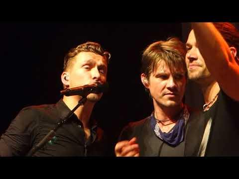 Hanson - Rockin Robin - Acapella - Middle of Everywhere Tour