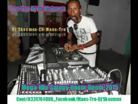 REMIX SALEGY BOOM BOOM DJ SKECMEX 2017