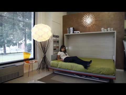 SPACE -  Wall Bed - Milano  Smart Living