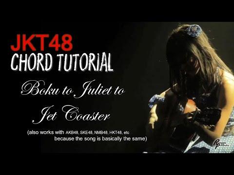 (CHORD) JKT48 - Boku to Juliette to Jet Coaster (FOR MEN)