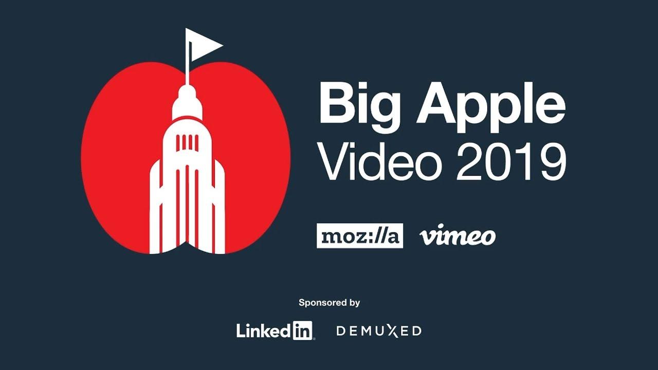 Big Apple Video - Nearly native alternate codecs in HTML video