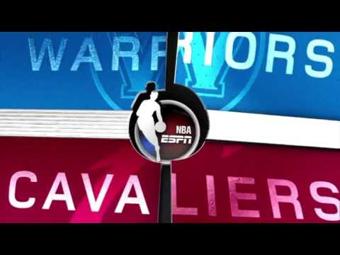 NBA On ABC Theme/Christmas Day Warriors Vs Cavaliers