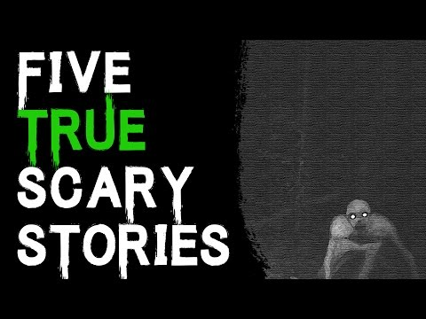 5 TRUE SCARY SUBSCRIBER STORIES - Serial Killer, Water, ASDA, Animal and Bar Stories.