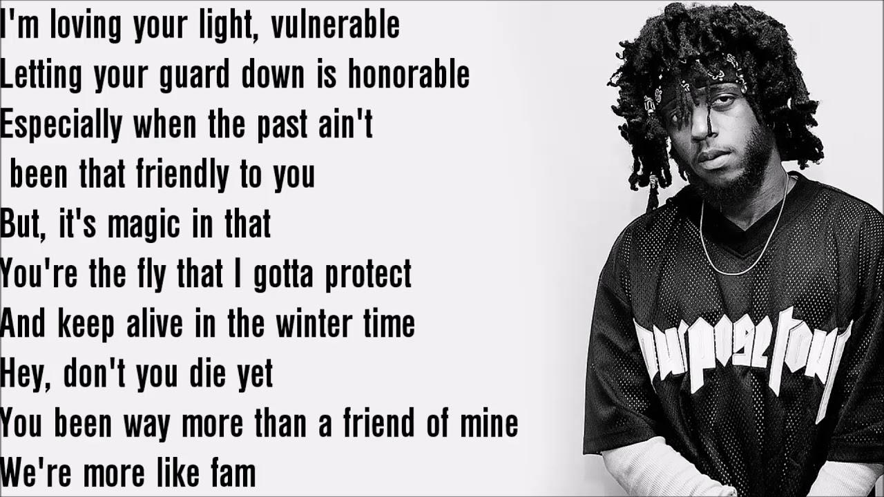 6black Pretty Little Fears Ft J Cole Lyrics