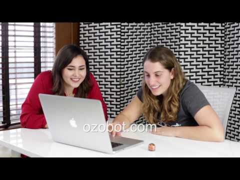 Ozobot Behind-the-Scenes – Art and Technology