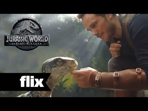 Jurassic World: Fallen Kingdom - Sneak Peek (2018)