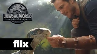 Jurassic World: Fallen Kingdom - Sneak Peek (2018)