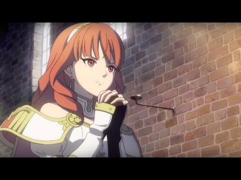 Fire Emblem Echoes: Shadows of Valentia Official Zophia's Choice Trailer