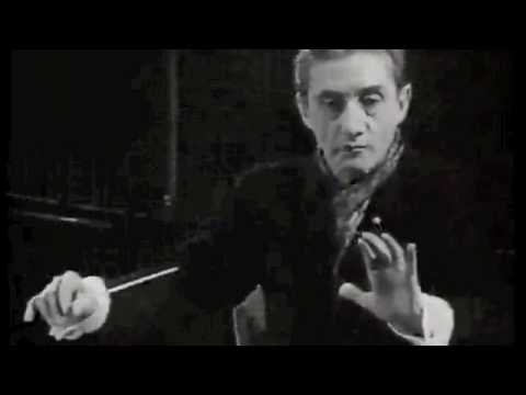 A Portrait of Sir John Barbirolli (Monitor) Part 1