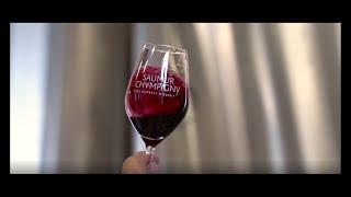 Toute une année de travail pour faire des vins fruités et équilibrés.