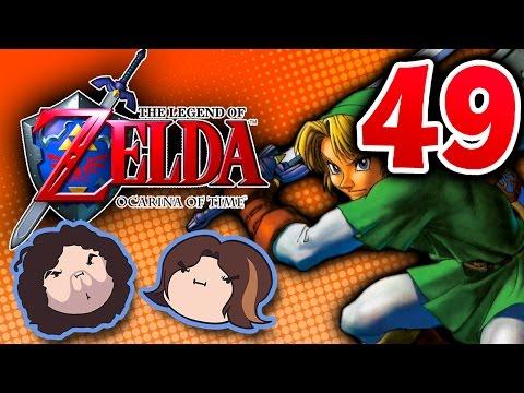 Zelda Ocarina of Time: Round 2 - PART 49 - Game Grumps