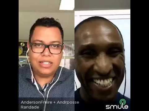 Raridade Anderson freire e André posse