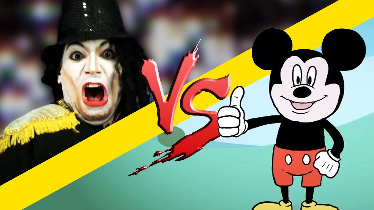 michael jackson mickey mouse
