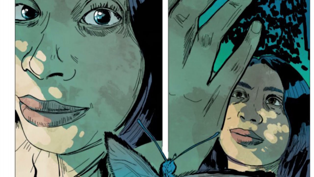 Adapting Beauty: An Interview with Alison Sampson, Artist of the Sleeping Beauties Comic Book