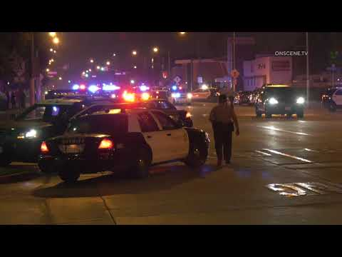 Two LASD Deputies Shot in Ambush in Compton and NPR Reporter Arrested At Hospital Protest