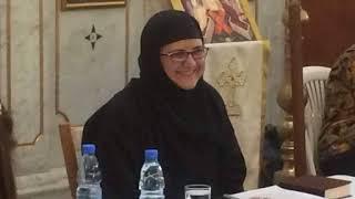 الام بورفيريا، في التوبة      MOTHER PORPHIRIA, IN REPENTANCE