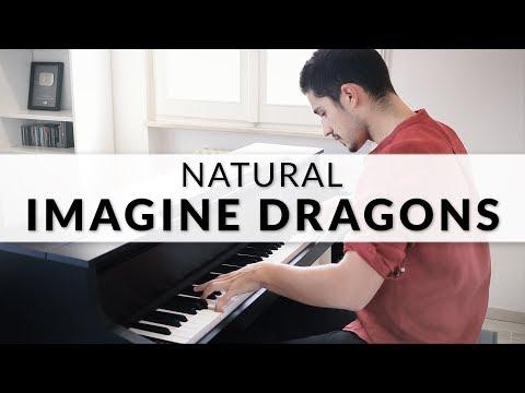 Imagine Dragons - Natural | Piano Cover