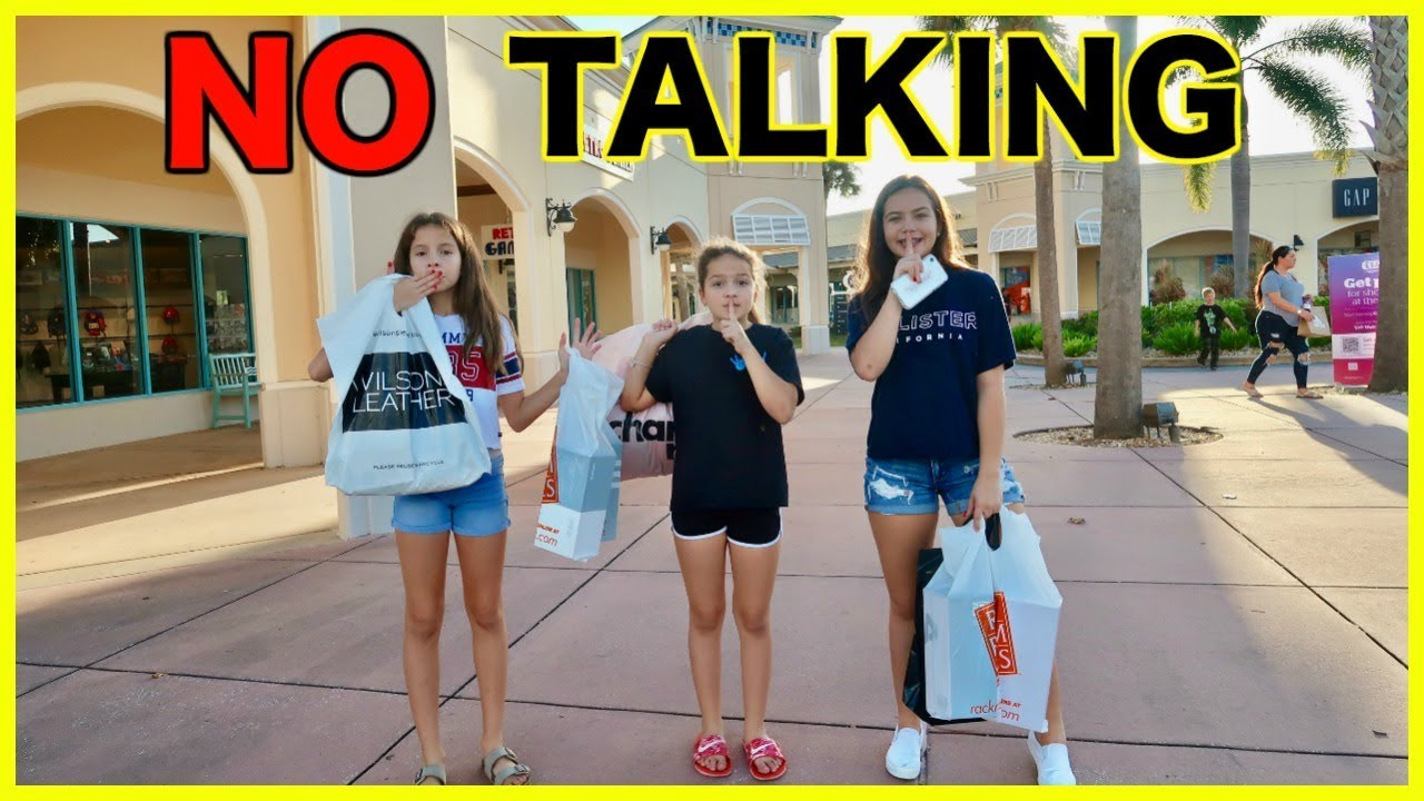 no-talking-shopping-challenge-no-speaking-haul-sister-forever