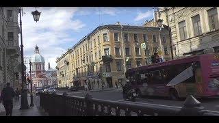23 Минуты Выдержек из Прогулок по Питеру // (Навигация в Описании). A lot of Saint-Petersburg.
