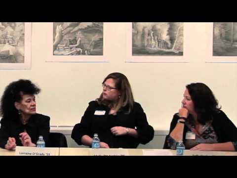 Wellesley in the Art World: A Panel Discussion of Alumnae in the Arts