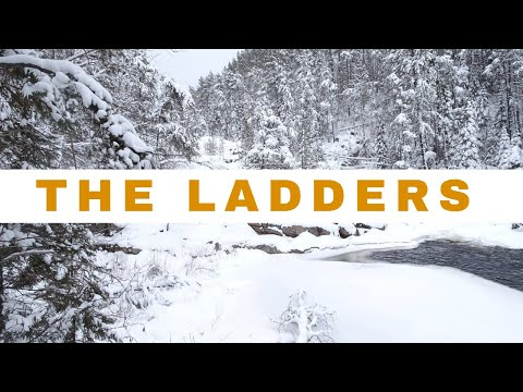 THE LADDERS - FINAL EP. | SECRET FROZEN WATERFALLS | NORTHERN ONTARIO CANADA 🇨🇦