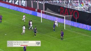 Resumen de Rayo Vallecano vs SD Huesca (2-2)