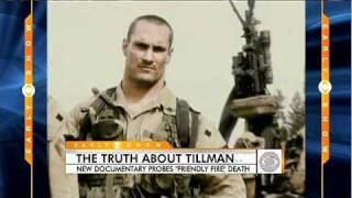 The Truth Behind the Pat Tillman Story