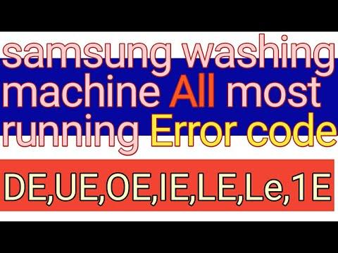 E3 Error Code