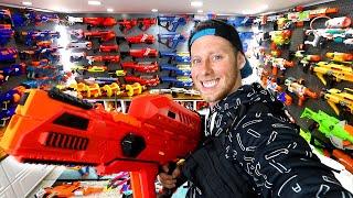 EPIC NERF GUN ARSENAL! 6 Million Subscribers!