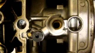 Suzuki Bandit GSF 400 carb dismantle