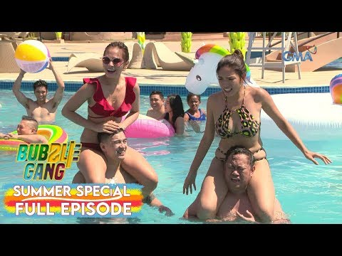 Bubble Gang: Sisid all you want, langoy all you can! (FULL EPISODE) | Summer Special