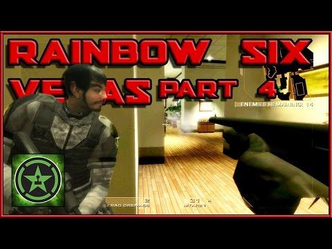 Let's Play – Rainbow Six: Vegas Part 4