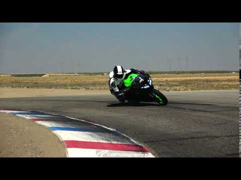 Buttonwillow Raceway Park Slow-Mo Video