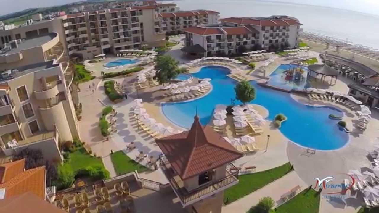 Hvd Clubhotel Miramar Obzor Bulgaria Youtube