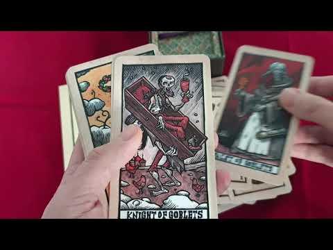 Tarot del Toro vidéo