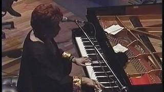 Shirley Horn & Trio - How insensitive - Heineken Concerts 99